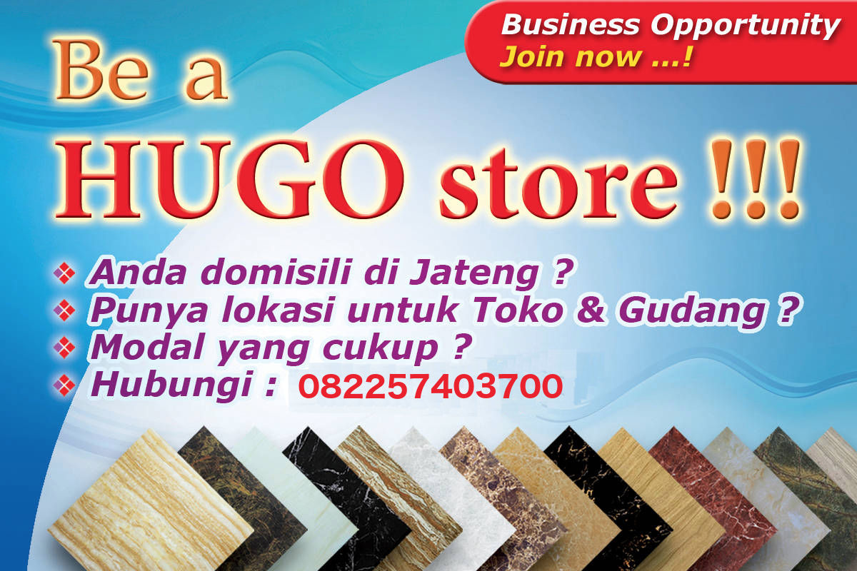 HUGO Store Business Opportunity